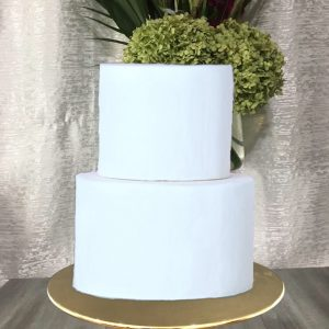 This moist, This two tiered cake is perfect for every event.